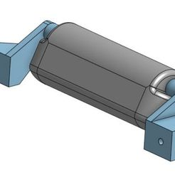 Descargar Modelos 3D para imprimir gratis LED para el eje X, georgek