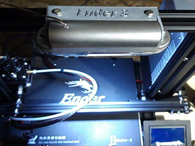 4-osvetleno.jpg Télécharger fichier STL gratuit Support de LED pour l'éclairage ENDER 3 • Plan pour imprimante 3D, georgek