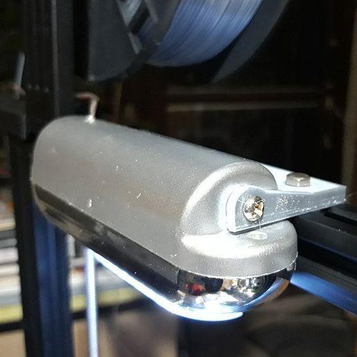 3-z_boku.jpg Télécharger fichier STL gratuit Support de LED pour l'éclairage ENDER 3 • Plan pour imprimante 3D, georgek