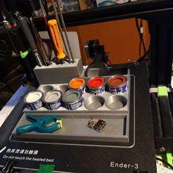 Télécharger fichier STL gratuit Grand stand - Nouvelle version • Modèle à imprimer en 3D, georgek