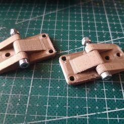 Télécharger fichier impression 3D gratuit Charnière, georgek