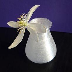 Download free 3D printer designs Vase, georgek