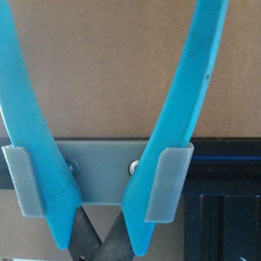 Télécharger fichier STL gratuit Porte-pinces • Plan pour imprimante 3D, georgek