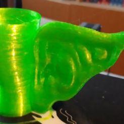 Download free 3D printing designs The Elves ' Cup, georgek