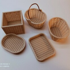 1610216970268.jpg Download STL file Baskets • 3D printing object, leykinaea