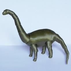 Descargar archivos 3D Dinosaurio BJD, leykinaea