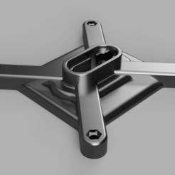 VESA_Mount_v3.png Download free STL file MSI Optix MAG341CQ VESA Adapter • Template to 3D print, skate2create