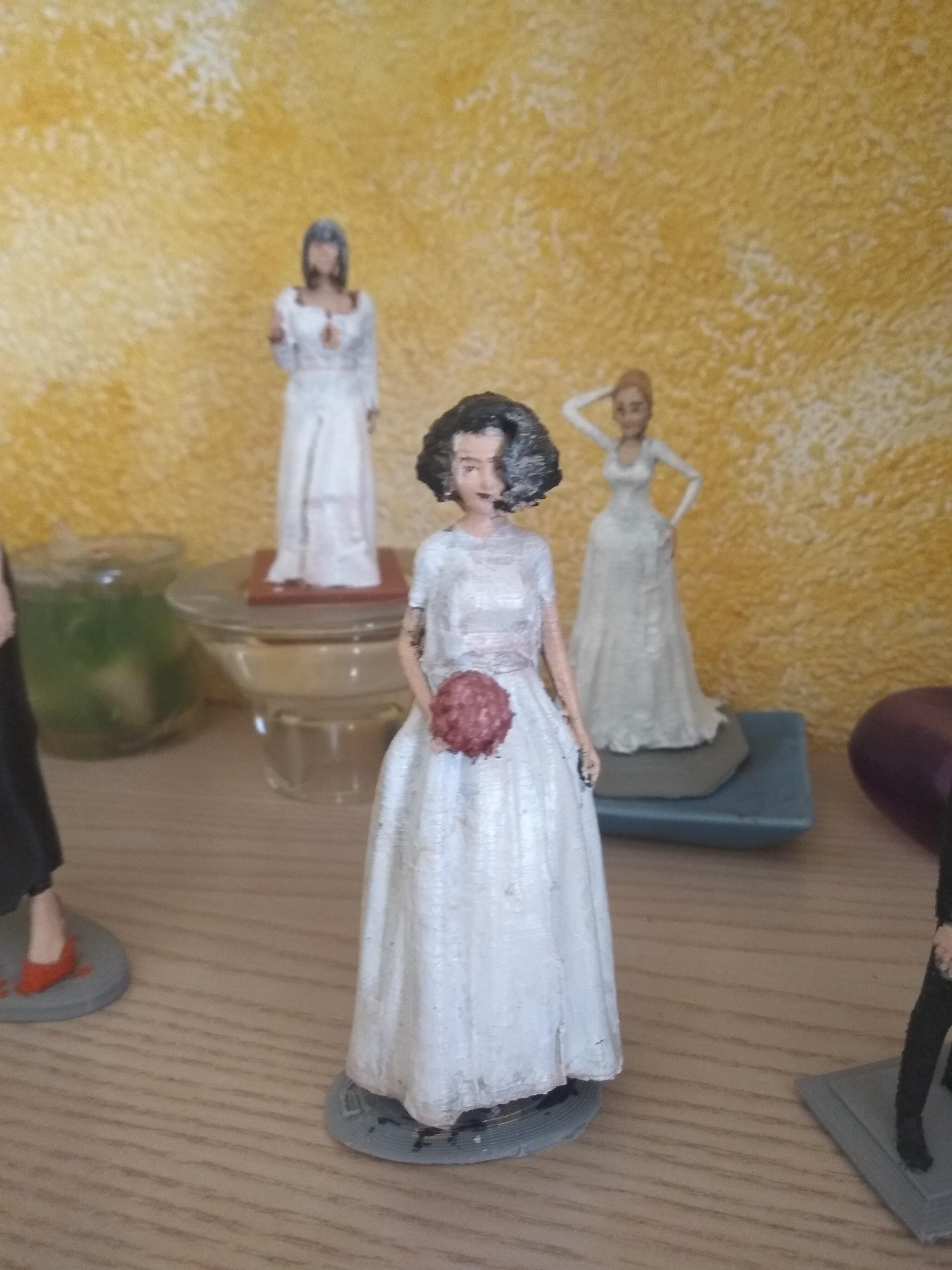 IMG_20200828_094522.jpg Descargar archivo STL Novia Anime para acompañar a tarta de bodas • Modelo imprimible en 3D, javherre
