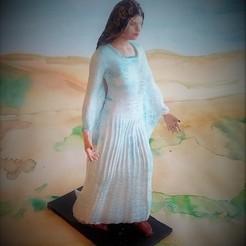 IMG_20200513_174048.jpg Télécharger fichier STL Femme d'âge moyen habillée - Jimena • Objet pour impression 3D, javherre