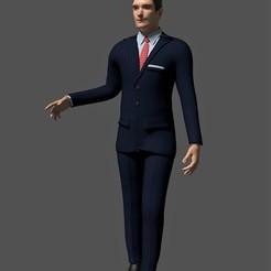 Download 3D model Groom to accompany wedding cake, javherre