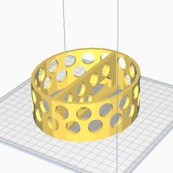 Descargar modelo 3D gratis Porte matériel d'escalade XXL/Porta-equipos de escalada XXL, andnicam
