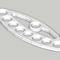 Descargar modelos 3D gratis Porta mosquetones / Mosquetón., andnicam