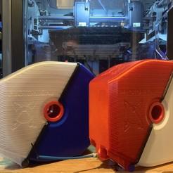Télécharger plan imprimante 3D Cassette murale à filament v1, Napperd
