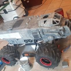 20200111_120657[1].jpg Download STL file rover mars crawler 1/10 scale rc • 3D printer template, nikocox1