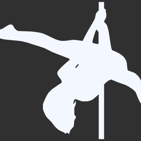 06.png Télécharger fichier STL Pack Silhouette Sexy • Objet imprimable en 3D, CarlCreates