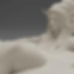 Impresiones 3D gratis Baño de elfos sexy, CarlCreates