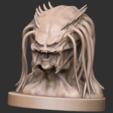Download free STL file Predator Bust, CarlCreates