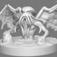 Descargar archivos 3D gratis Cthulhu, CarlCreates