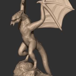 Download free STL Dragon, CarlCreates