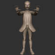 Download free 3D printer designs Eleven - Stranger Things, CarlCreates