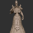 Download free 3D printing templates Stylized Undead Lord, CarlCreates