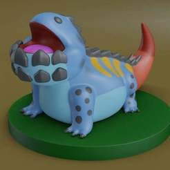 01.jpg Download free STL file Dodogama • 3D printer object, CarlCreates