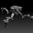 Télécharger fichier 3D gratuit Possible Réservoir Sci-Fi - MK 01, CarlCreates