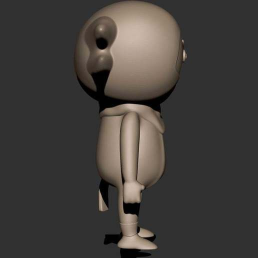 d9b6f4554ead74cebd62effb6a671a52_display_large.jpg Télécharger fichier STL gratuit DLive Ninja solitaire • Modèle pour impression 3D, CarlCreates