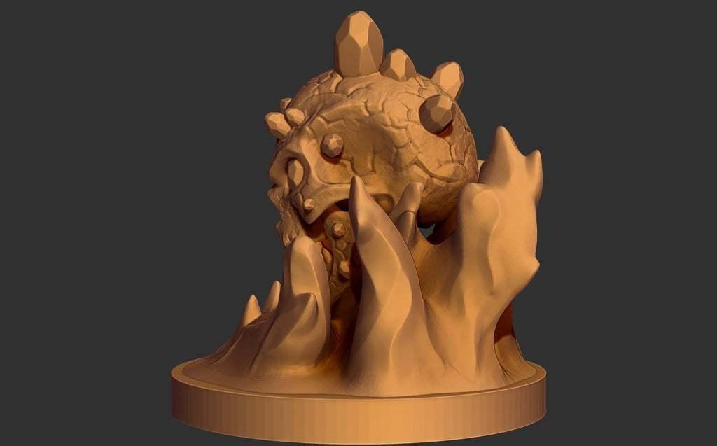 02.jpg Télécharger fichier OBJ gratuit Demilich • Objet à imprimer en 3D, CarlCreates