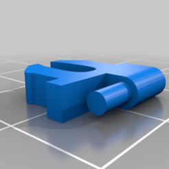openlock_hinge_clip_01.png Download free STL file OpenLOCK Clip Hinge - Separated Version • 3D print template, CarlCreates