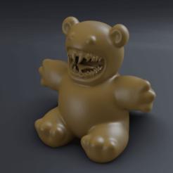 00.png Download STL file Terrorbear • 3D printable design, CarlCreates