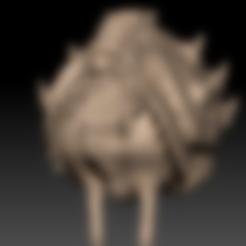 Télécharger fichier STL gratuit Doom Eternal - Cacodemon • Modèle pour impression 3D, CarlCreates