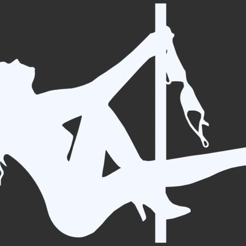 04.png Télécharger fichier STL Pack Silhouette Sexy • Objet imprimable en 3D, CarlCreates