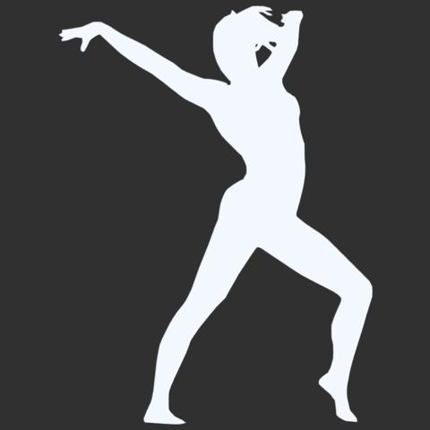 26.png Télécharger fichier STL Pack Silhouette Sexy • Objet imprimable en 3D, CarlCreates