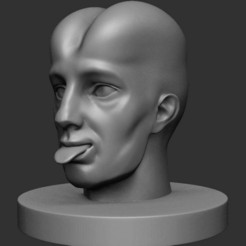 Download free STL file Butthead, CarlCreates