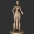 01.png Download OBJ file Chel - Fan Art • 3D printable template, CarlCreates