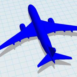 3D printer files Airplane, leonardomarkides