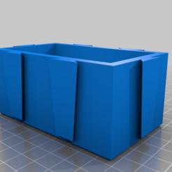 Télécharger modèle 3D gratuit Boîte de présentation modulaire en queue d'aronde - rectangle !  Pour les voitures ou autres objets moulés sous pression, gafnorin