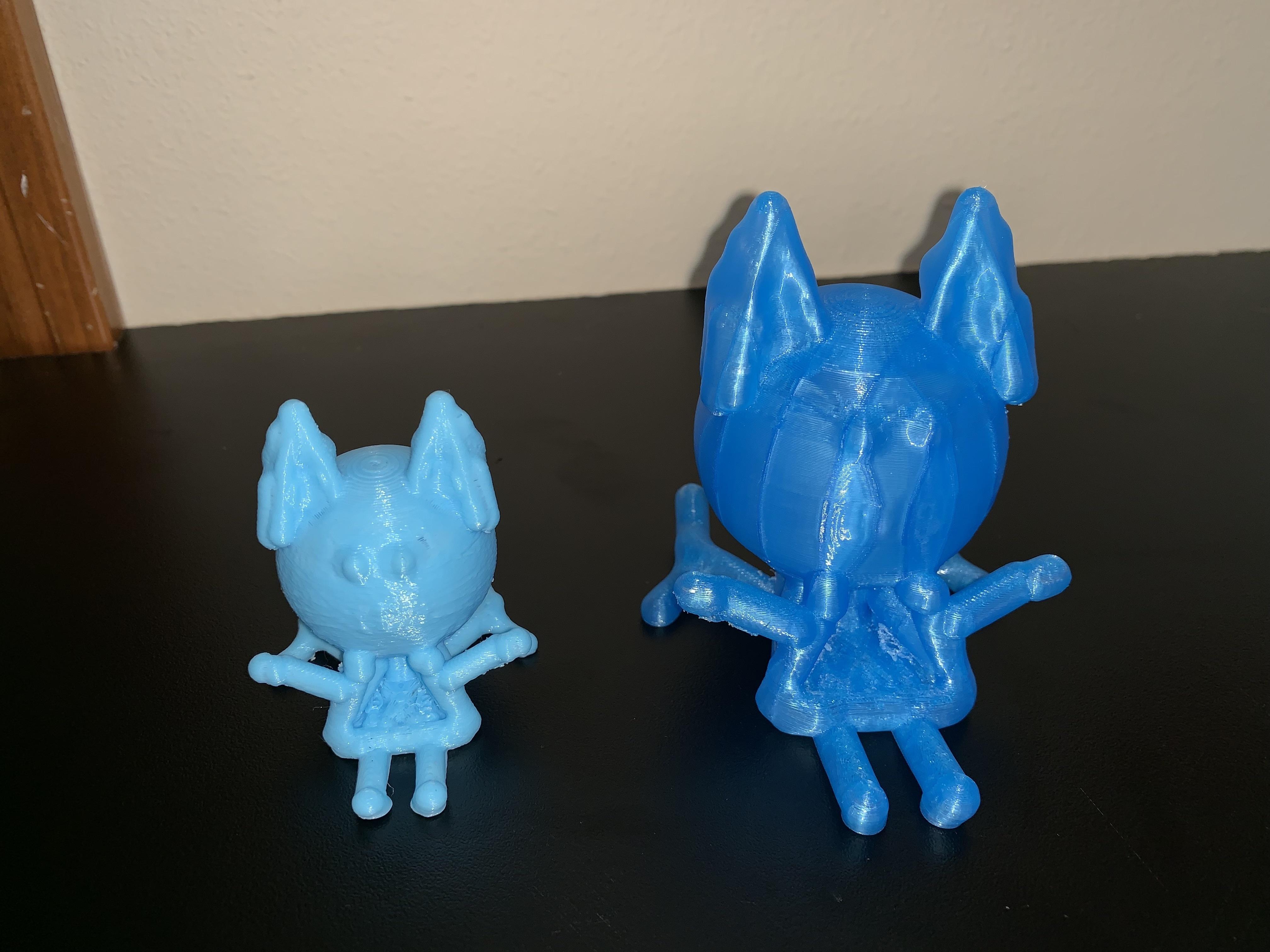 daphne_cats.jpg Download free STL file Toy Flying  Cat • Design to 3D print, gafnorin
