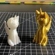 Download free 3D printing models Caticorn!!!, gafnorin