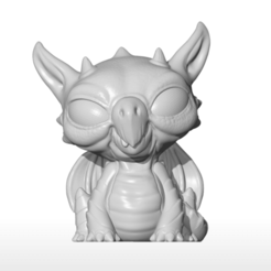 14.png Download STL file Spitro - The Dumb Dragon • 3D printable object, drahoslibor