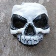 Modelos 3D para imprimir Máscara craneal - Face of Evil #1, drahoslibor
