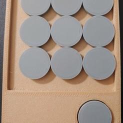 1026200947~2.jpg Télécharger fichier STL gratuit Puzzle de disques (jeunes enfants) • Plan à imprimer en 3D, Groone