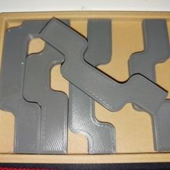0430201638.jpg Télécharger fichier STL gratuit Puzzle d'emballage • Objet à imprimer en 3D, Groone