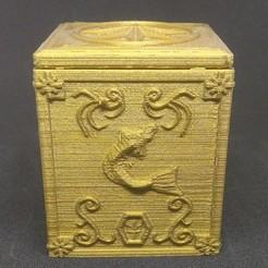 Impresiones 3D PISCES PANDORA'S BOX SAINT SEIYA, hxh_dna_dbz
