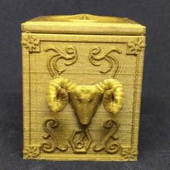 Impresiones 3D GOLDEN COMPLETE COLLECTION 12 PANDORA'S BOX SAINT SEIYA, hxh_dna_dbz