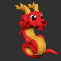 Descargar modelo 3D dragon awakening mad arts, awmadnessDiego