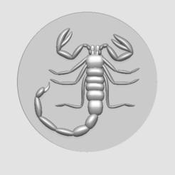 11.png Télécharger fichier STL scorpion stl file • Modèle pour impression 3D, nounousky