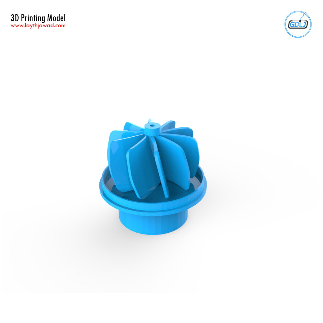 07.jpg Download STL file Water Pump • 3D print design, LaythJawad