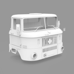 Download 3D printing models IFA W50, LaythJawad